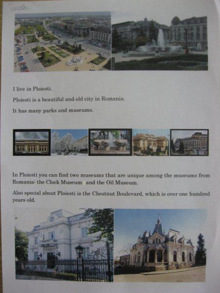 Prezentare Romania in engleza